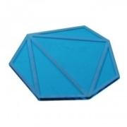 Blue Transparent