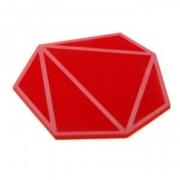 Red Transluscent
