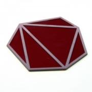 Red Transparent